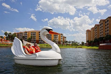 Paddle Boats Orlando Florida by Boat Rentals Westgate Vacation Villas Resort Spa