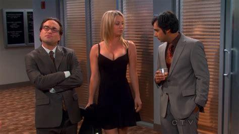 The Big Bang Theory Penny Black Dress