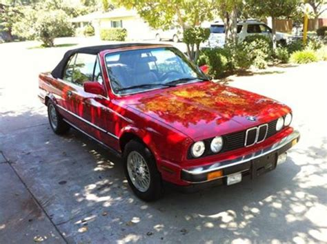 1988 Bmw 325i For Sale by 1988 Bmw 325i For Sale In Fresno California Car