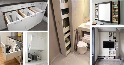 25+ Best Built-in Storage Ideas And Designs For 2017