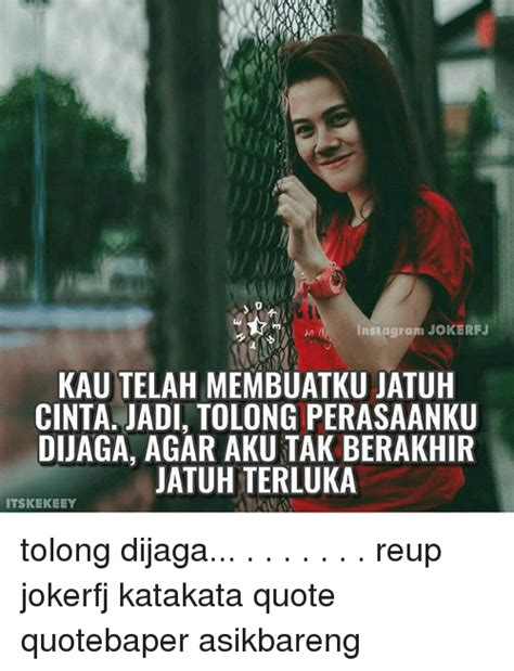 quotes cinta  instagram kata kata mutiara