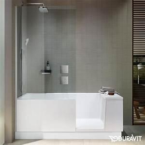 Duravit Corner Left Shower Bathtub Glass Enclosure 700403 00