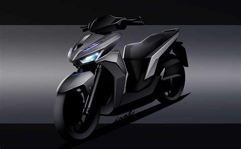 analysis sketch   honda vario   moto design
