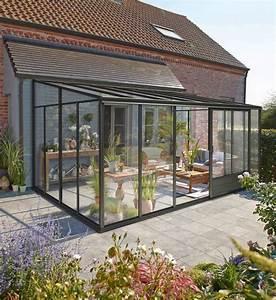 Jardin D Hiver Veranda : veranda de jardin nc94 jornalagora ~ Premium-room.com Idées de Décoration