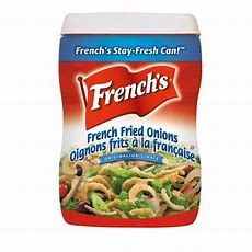 French's Original French Fried Onions  Walmartca