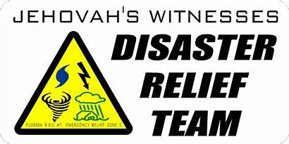 Jehovah Disaster Relief Witnesses Psalm Quotes Bible