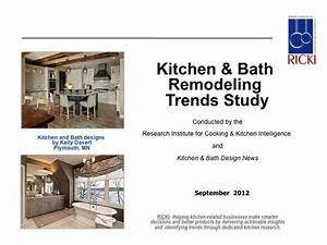 Kitchen Research Report