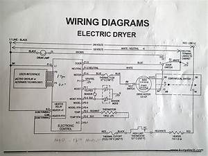 220 Dryer Schematic Wiring