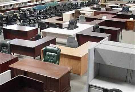 find out what to do with your office furniture in