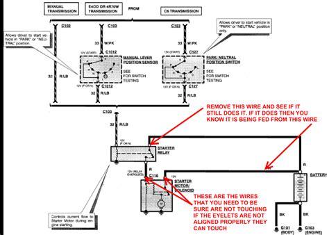 starter motor solenoid wiring diagram impremedia net