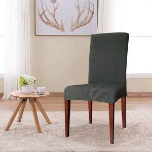 housse de canapé extensible housse de chaise extensible prisca marron ficelle d 233 co textile eminza