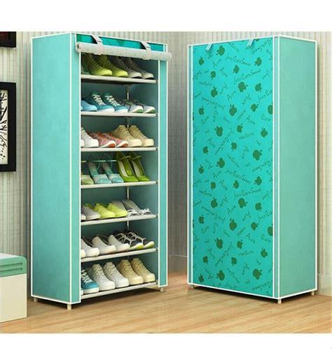 Lemari Sepatu 7 Susun jual rak sepatu 7 susun 8 tingkat motif lemari sandal