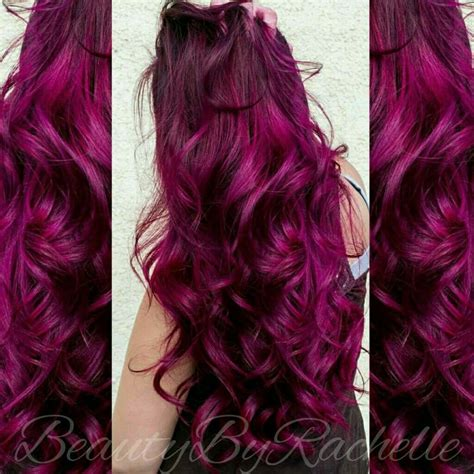My Perfect Hair Color Joicos Magenta Amethyst Purple