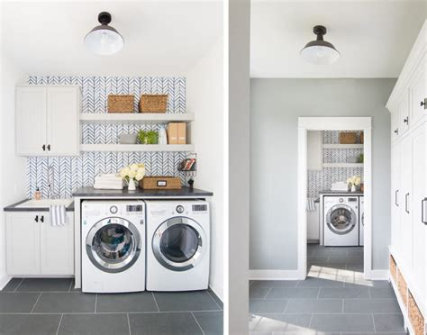 custom bathroom ideas modern laundry rooms that will laundry more