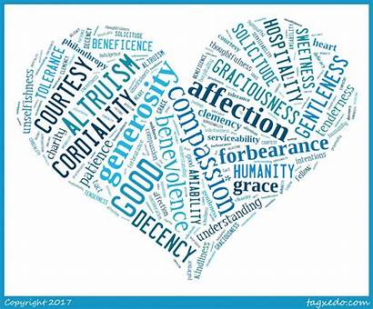 Kindness County Door Read Heart