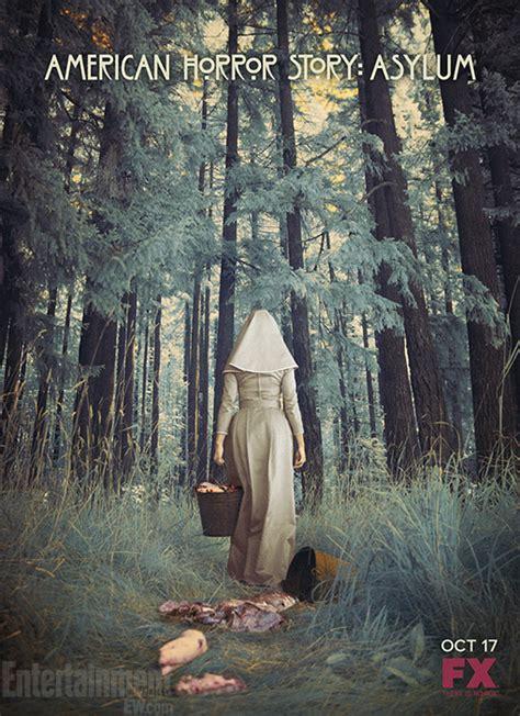 american horror story asylum reveals  teaser posters