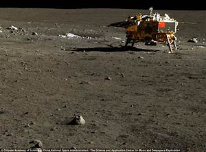 Chinese space agency makes its lunar lander images ...