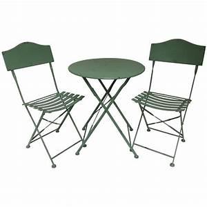 Chaise Table Jardin Meuble Exterieur Pas Cher Reference