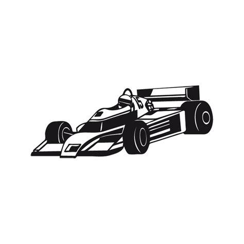 stickers muraux voiture de course autocollant formule 1