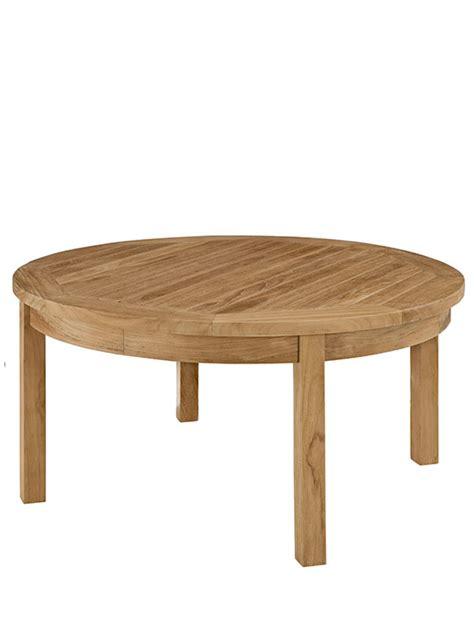 teak outdoor coffee table teak outdoor round coffee table modern furniture