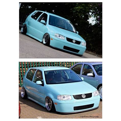 modified volkswagen polo modified polo 6n2 bmw other great cars pinterest polos