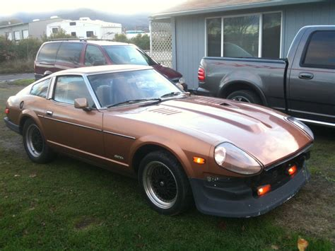 81 Datsun 280zx by New Here 1981 Datsun 280zx With L28et Zdriver