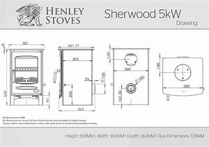 Henley Sherwood 5 Multi Fuel Stove