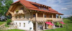 Urlaub Im Holzhaus : ferien im holzhaus in bayern blockhaus urlaub in ~ Lizthompson.info Haus und Dekorationen