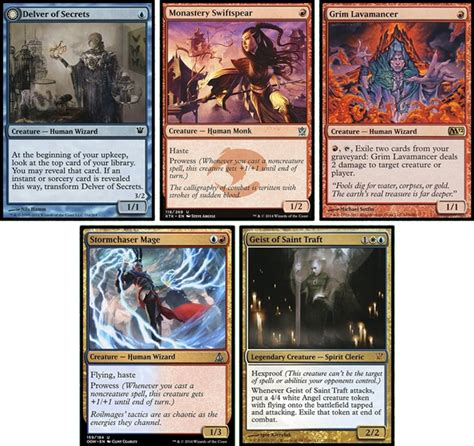 Most Expensive Mtg Deck Modern by Blue Burn Deck Creation Modern Modern The