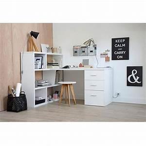 Créer Son Bureau Ikea : bureau biblioth que r versible f non pinterest bureau ~ Melissatoandfro.com Idées de Décoration