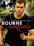 The Bourne Supremacy Movie TV Listings and Schedule ...