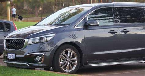 Best Kia Minivans   List of Top Minivan Kias