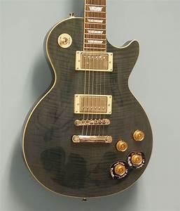 Epiphone 2003 Les Paul 1960 Tribute Plus Electric Guitar