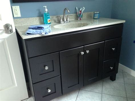 Bertch Bath Vanity Specifications by A Beautiful Bertch Bath Vanity Customer Cottage