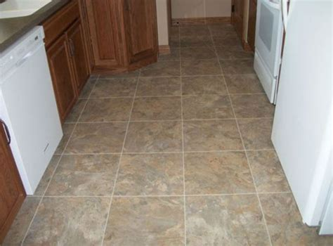 Kitchen Tile Flooring  Casual Cottage