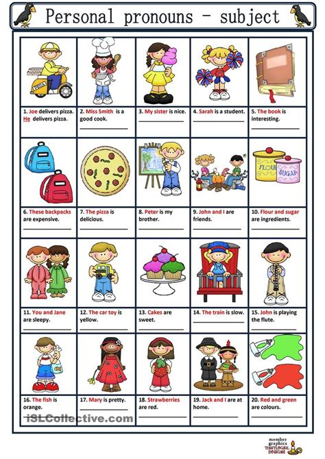 lesson plan for teaching object pronouns the 25 best personal pronoun ideas on