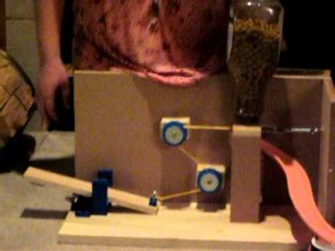 simpel pet v kalle s simple machine feeder