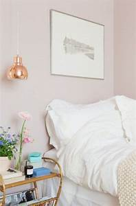 Interior, Trend, Soft, Pink, Walls
