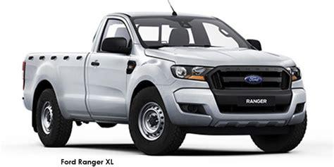 Ford Ranger Single Cab 2018 Review - Ford SA