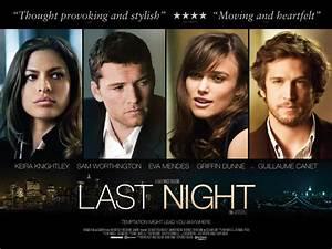 New UK Posters for Last Night - HeyUGuys