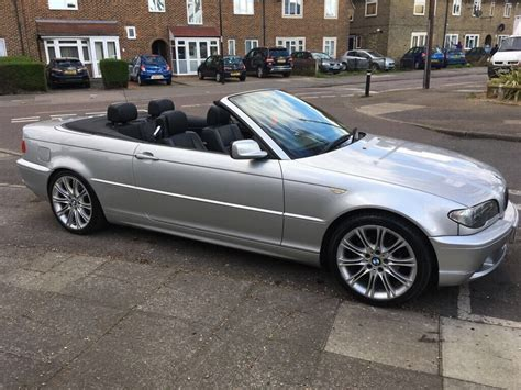 Bmw Convertible 3 Series by Bmw 3 Series Convertible 2004 Plate In Sidcup