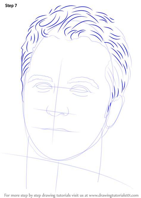 step  step   draw luke bryan drawingtutorialscom