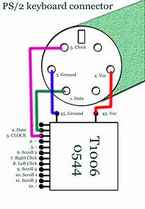 Ps2 Mouse To Usb Wiring Diagram