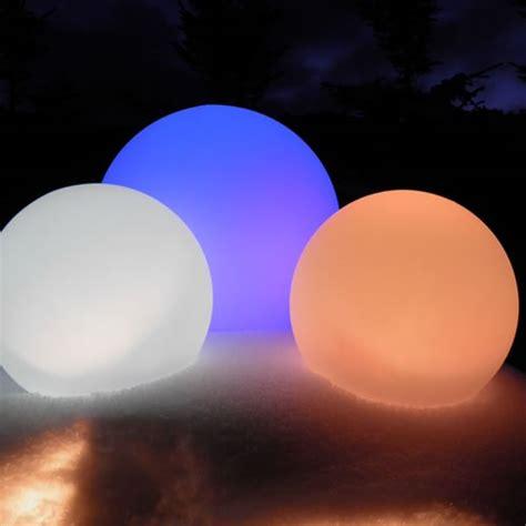 boule lumineuse led sans fil 65 deco lumineuse