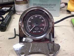 2 1  2 Tachometer P  N 107612