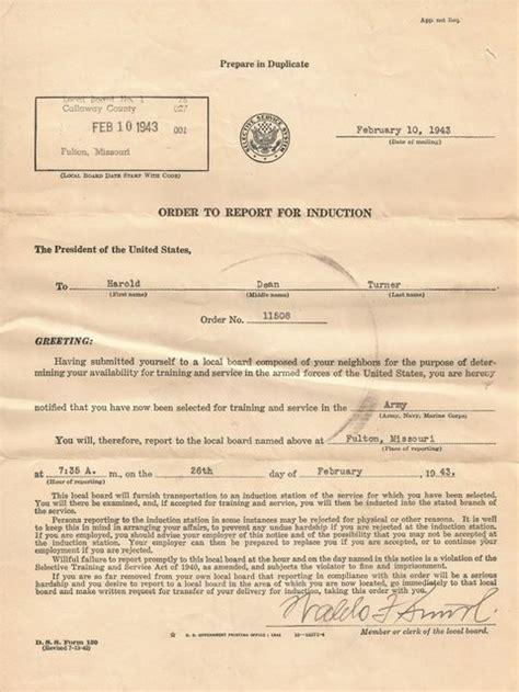original draft notice  ww registration  required