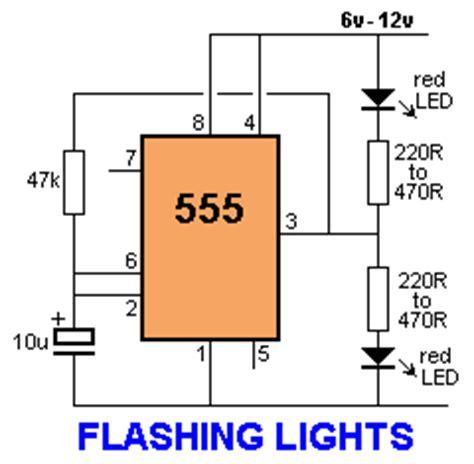 rangkaian flip flop menggunakan ic 555 skema elektro ku