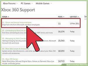 3 Ways To Contact Xbox Live WikiHow