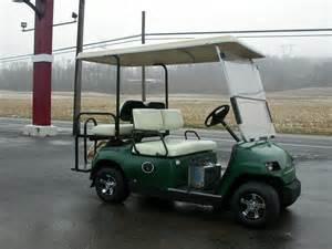 2002 Yamaha Electric Golf Cart