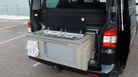 vw kitchen accessories removable rear slide out pod vw t4 forum vw t5 forum 3299